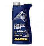 Mannol Diesel Extra 10w-40 -  Полусинтетическое моторное масло для дизельных автомобилей