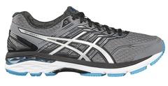 Мужские кроссовки для бега Asics GT-2000 5 (2E) T708N 9793 серые