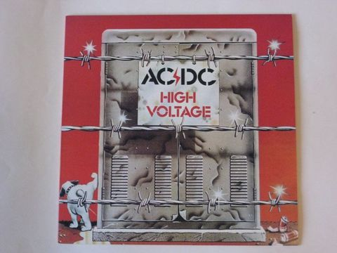 AC/DC / High Voltage (LP)