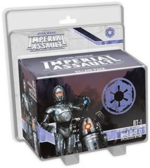 Star Wars Imperial Assault: BT-1 and 0-0-0 Villain Pack