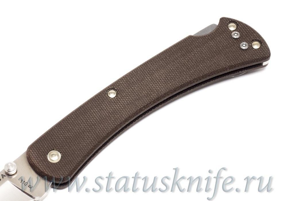 Нож BUCK 0110BRS4 110 Folding Hunter Slim Pro