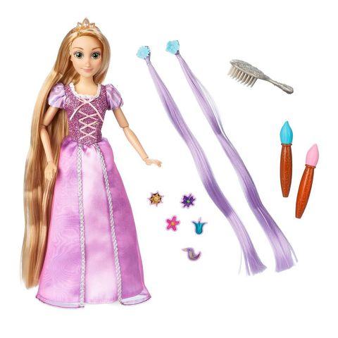 Кукла Рапунцель (Rapunzel) с набором Прически - Рапунцель, Disney