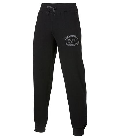 Asics Graphic Cuffed Pant Мужские спортивные штаны черные