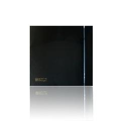 Soler & Palau SILENT 100 CZ DESIGN-4С BLACK Вентилятор накладной