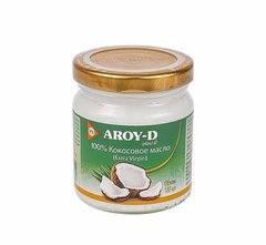 Кокосовое масло, 180 мл., Aroy-D