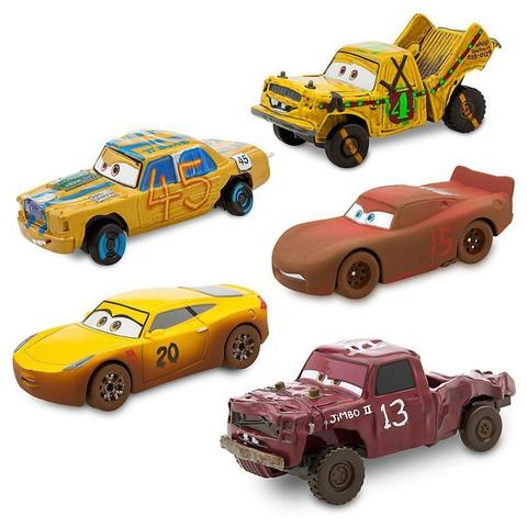 Набор из 5 машинок Делюкс (Deluxe Die Cast Set) - Тачки 3 (Cars 3), Disney