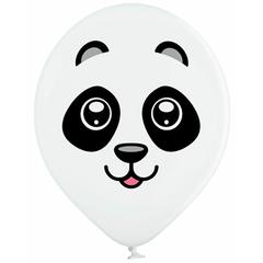 Воздушный шар с рисунком Панды - Мальчика