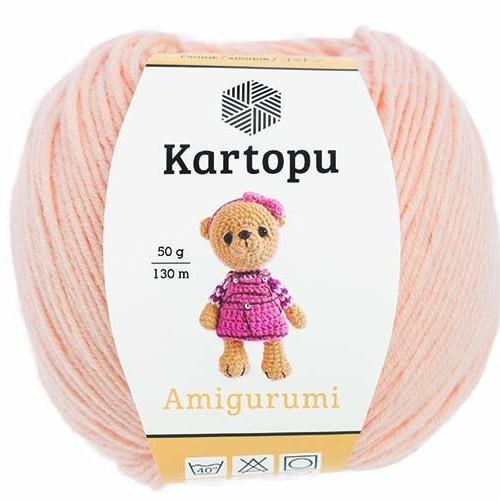 KARTOPU AMiGURUMi İPİ K010 White | Kartopu Amigurumi | Aşkın Yün Ve... | 500x500