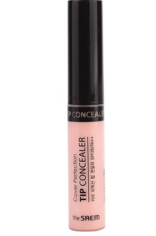 Консилер Cover Perfection Tip Concealer Brightener от the Saem