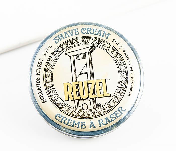 CARE122 Классический крем для бритья Reuzel Shave Cream (95 гр)
