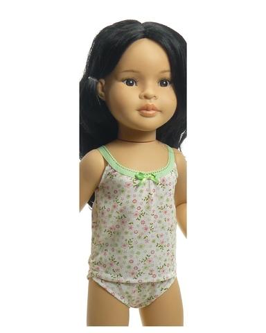 Комплект белья - на кукле. Одежда для кукол, пупсов и мягких игрушек.