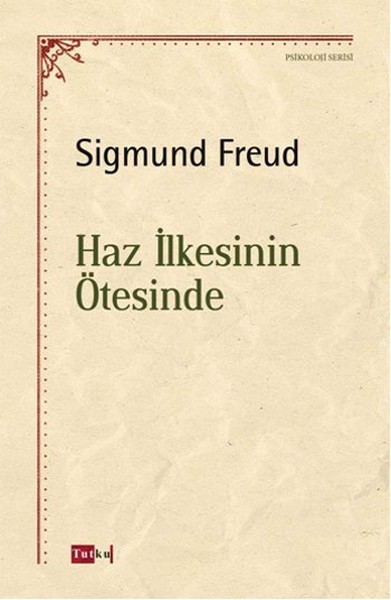 Kitab Haz Ilkesinin Otesinde   Sigmund Freud