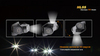 Купить Налобный светодиодный фонарь Fenix HL55, 900 люмен (модель 34292) по доступной цене