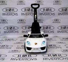 Толокар Porsche E777EE Электромобиль детский avtoforbaby-spb