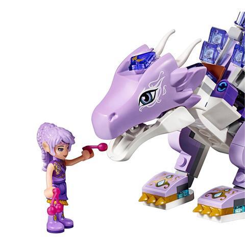 LEGO Elves: Эйра и дракон Песня ветра 41193 — Elves Aira & the Song of the Wind Dragon — Лего Эльфы