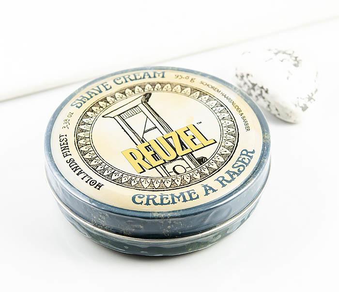 CARE122 Классический крем для бритья Reuzel Shave Cream (95 гр) фото 03