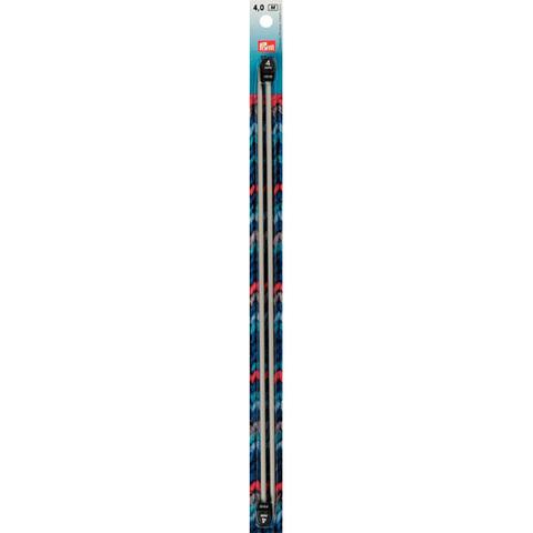 Спицы прямые 4мм/35см PRYM 191465
