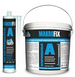 MAKROFIX А акрил-силиконизированная паропроницаемая мастика (неморозостойкая)