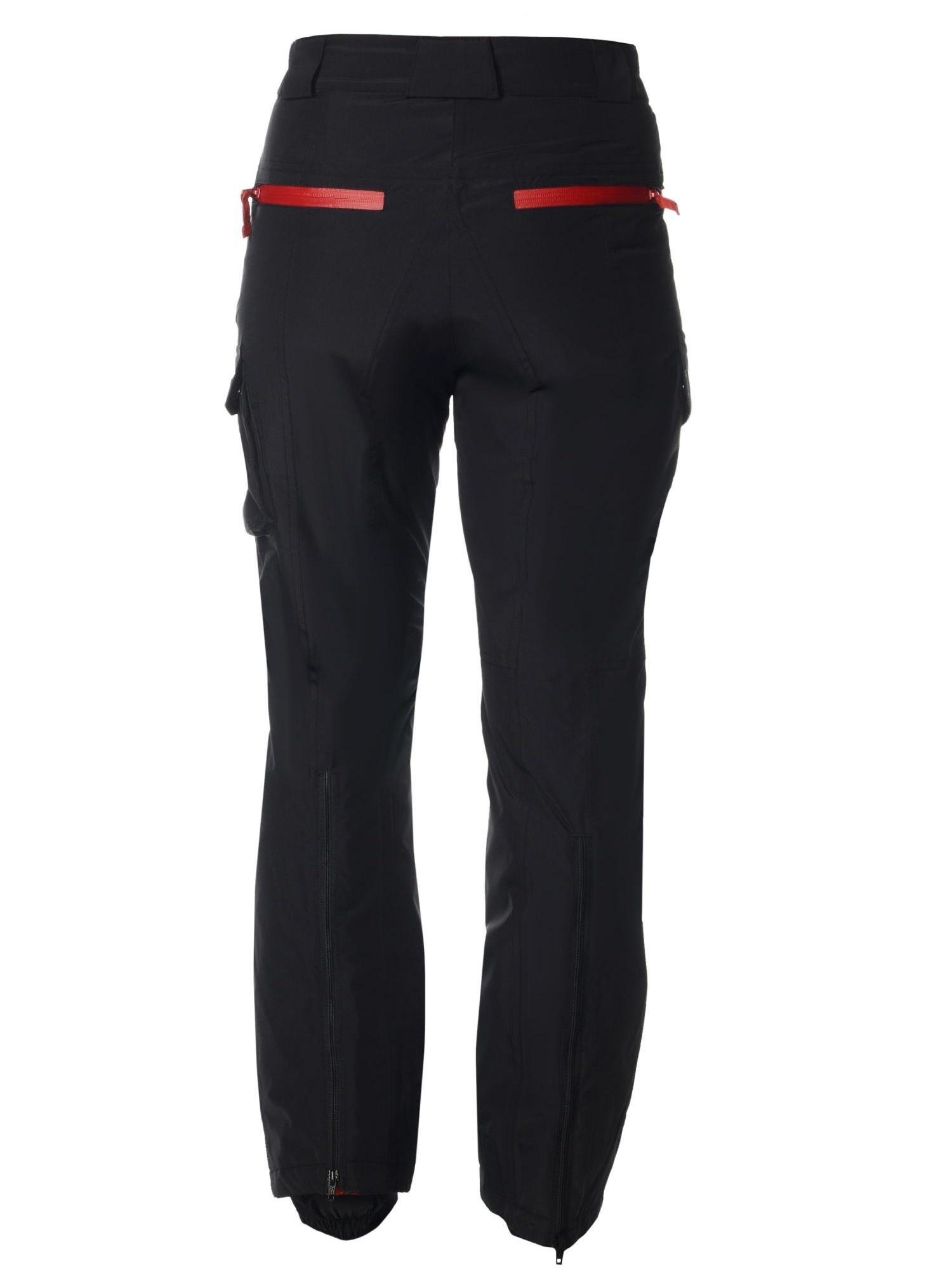 Женские горнолыжные брюки Almrausch Hochegg 321404-0909 черные