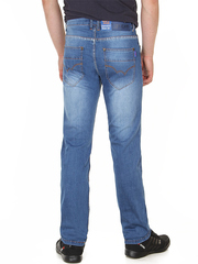 2070 джинсы мужские, синие