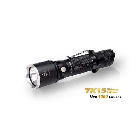 Фонарь TK15UE2016bk CREE XP-L HI V3 LED Ultimate Edition