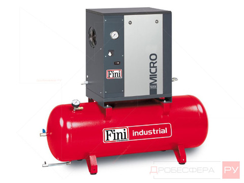 Винтовой компрессор FINI MICRO 4.0-10-200