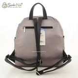 Рюкзак Саломея 353 серый металлик