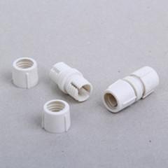Коннектор для дюралайта 13 мм, прямой