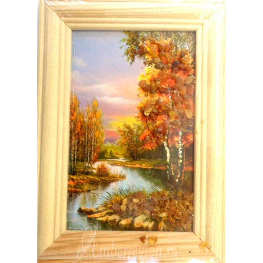 Картины в ассортименте, 8*12 см (вертикальные)