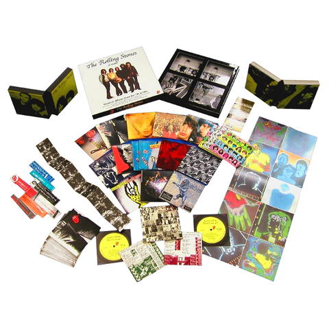 The Rolling Stones ‎/ In Studio: Greatest Albums From The '70s To '00s (14 Mini LP SHM-CD)