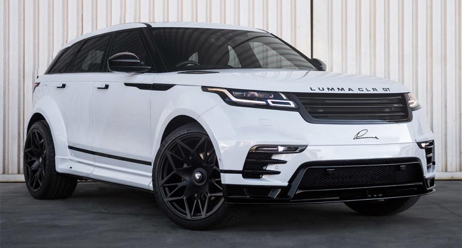 Обвес Lumma CLR GT для Range Rover Velar