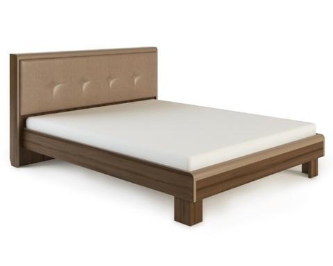 Кровать ИРАКЛИЯ-1400 с мягкой спинкой
