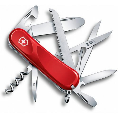 Нож victorinox junior 03 85 мм 15 функ красный полуавтоматический складной нож buck paradigm pro b0337bks