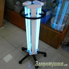 Облучатель Азов ОБПе-450 (каркас напольный, шестиламповый)