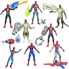 The Amazing Spider-Man Mission Figure Series 03 Revision 02