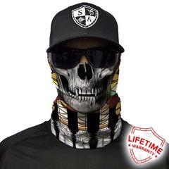 Бандана с черепом SA Tribal Skull