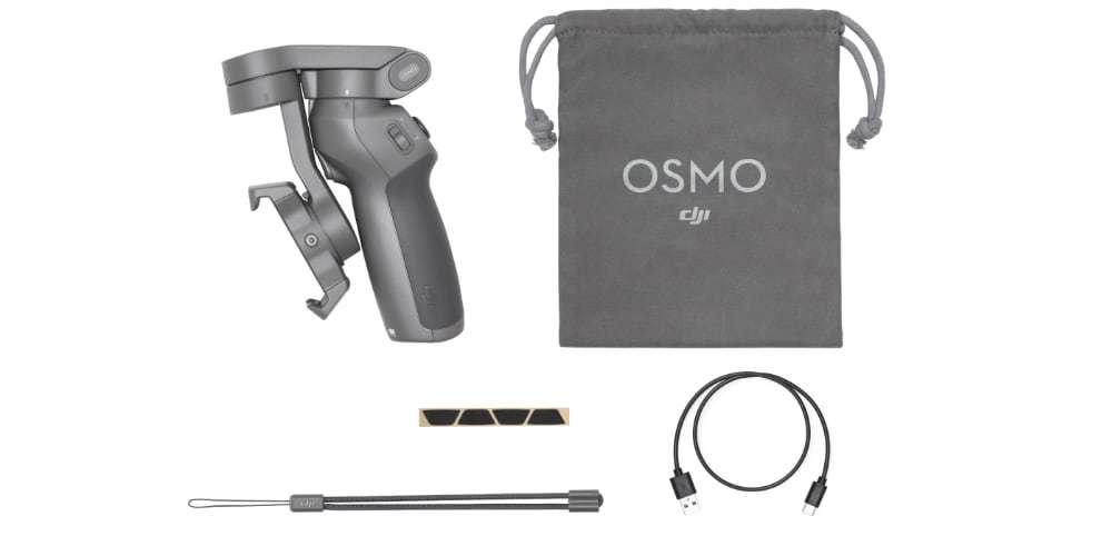 Стабилизатор DJI OSMO Mobile 3 комплект
