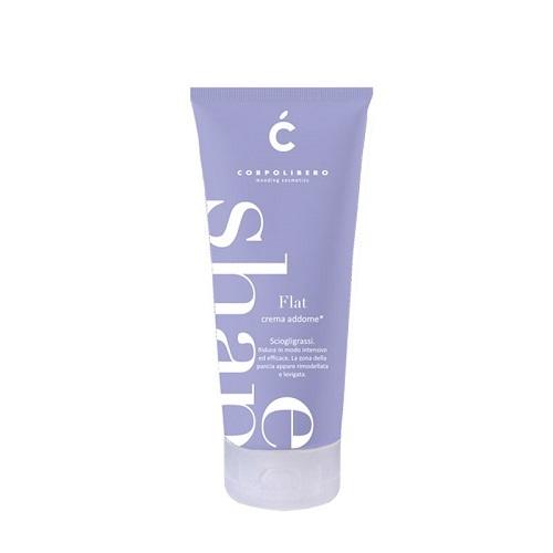 Крем для живота интенсивный Corpolibero Shape Flat Cream 200мл