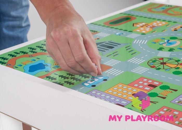 Игровое поле светового стола песочницы Myplayroom
