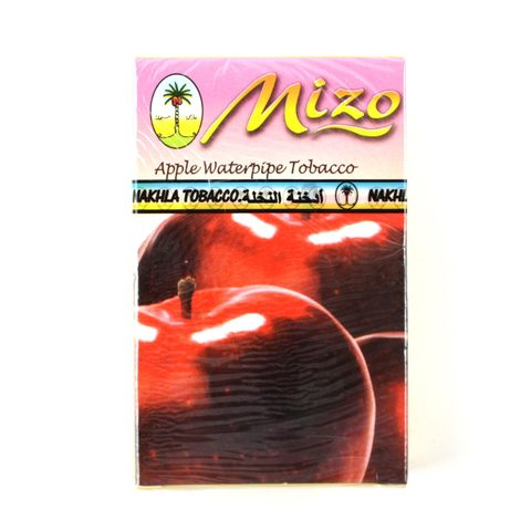 Табак для кальяна Nakhla Mizo Apple 50 гр