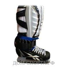 Манжеты утяжелители для ног Хоккей 2 кг