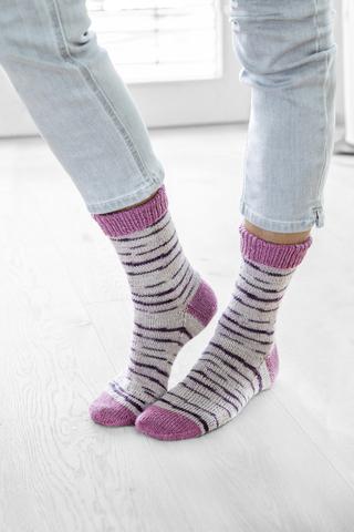 Носочная пряжа Gruendl Hot Socks Simila 104 купить