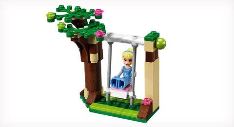 LEGO Disney Princess: Золушка на балу в королевском замке 41055
