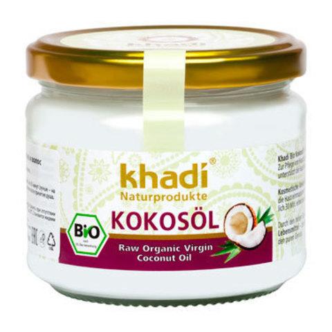 Кокосовое масло для волос и тела Khadi Naturprodukte, 250 мл ДО 08.2020