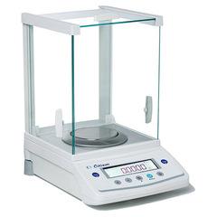 Аналитические весы ACZET CY-124C