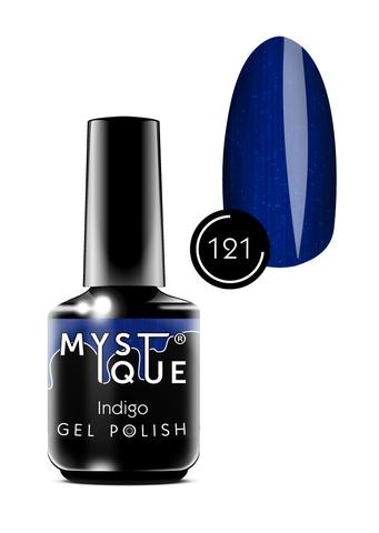 Mystique Гель-лак #121 «Indigo» 15 мл