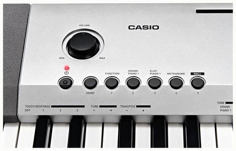 Цифровое пианино Casio CDP-130 с фирменной стойкой