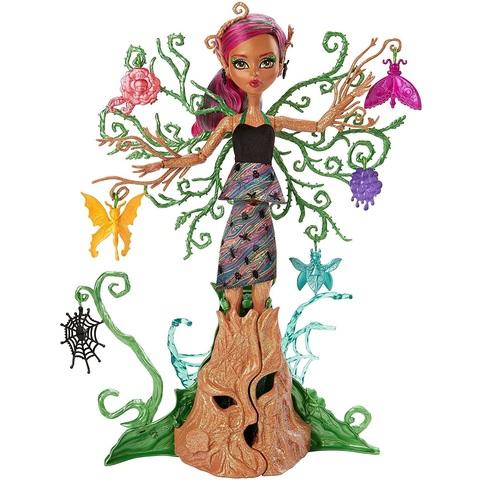 Кукла Монстер Хай Триза Торнвиллоу (Treesa Thornwillow) - Садовые Монстры (Garden Ghouls), Mattel