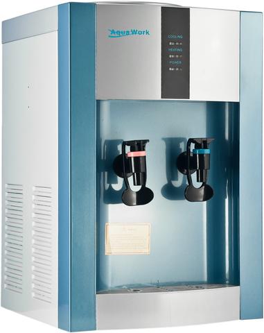 Кулер для воды Aqua Work 16-TEN синий