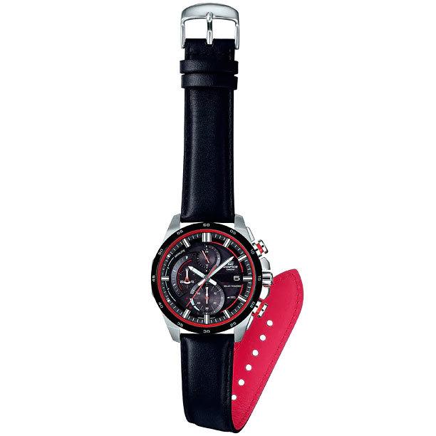 5ca11145 ... Купить Мужские часы CASIO EDIFICE EQS-600BL-1AUEF по доступной цене ...